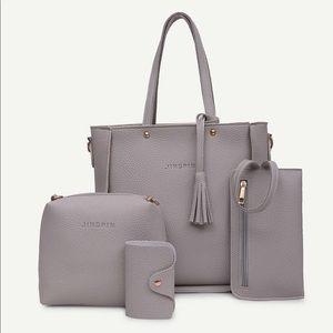 Grey Bag Set